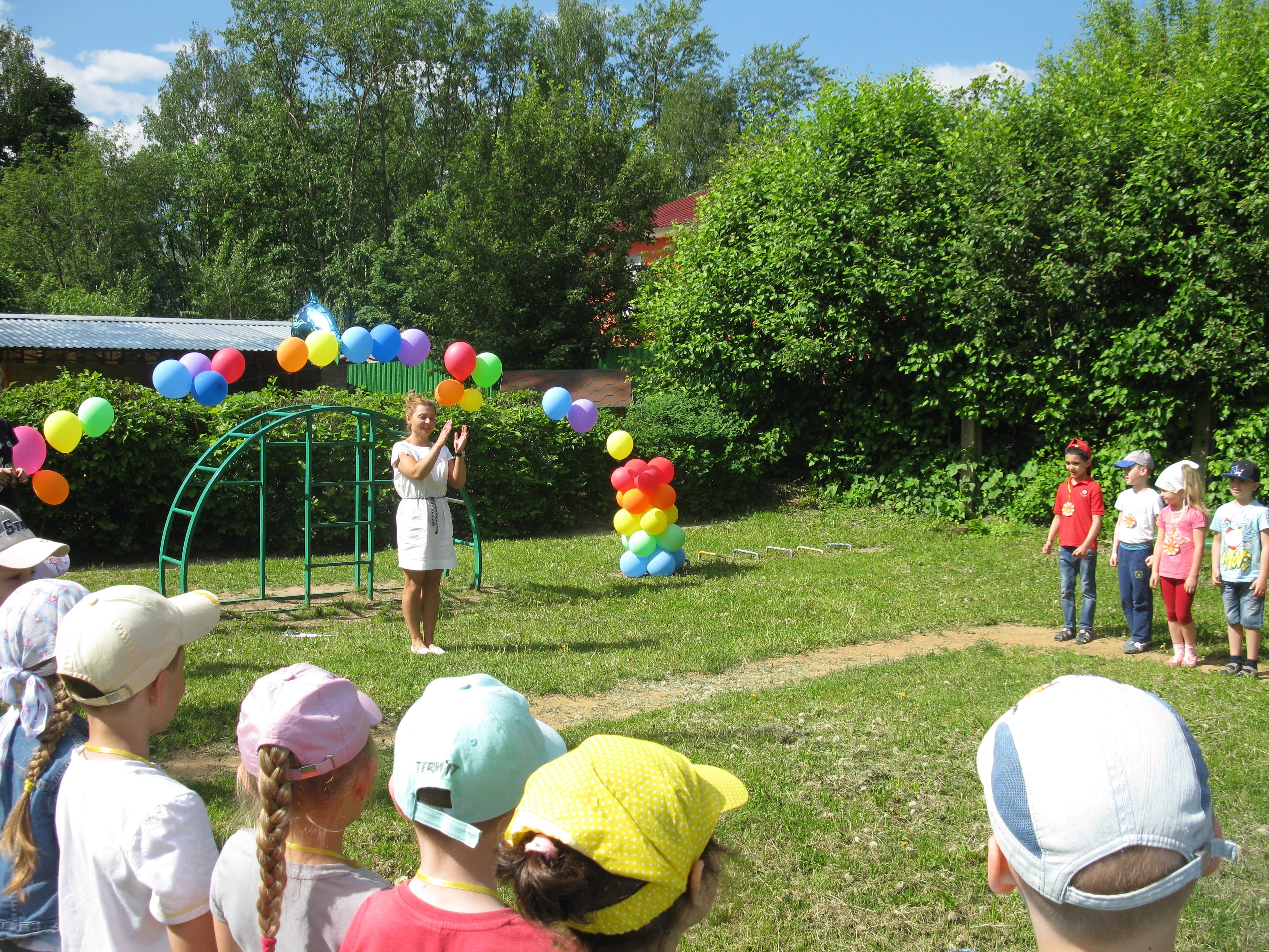 Чем развлечь детей в лагере дневного пребывания сценарии